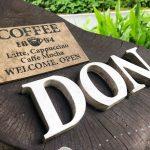 喫茶DONの外観