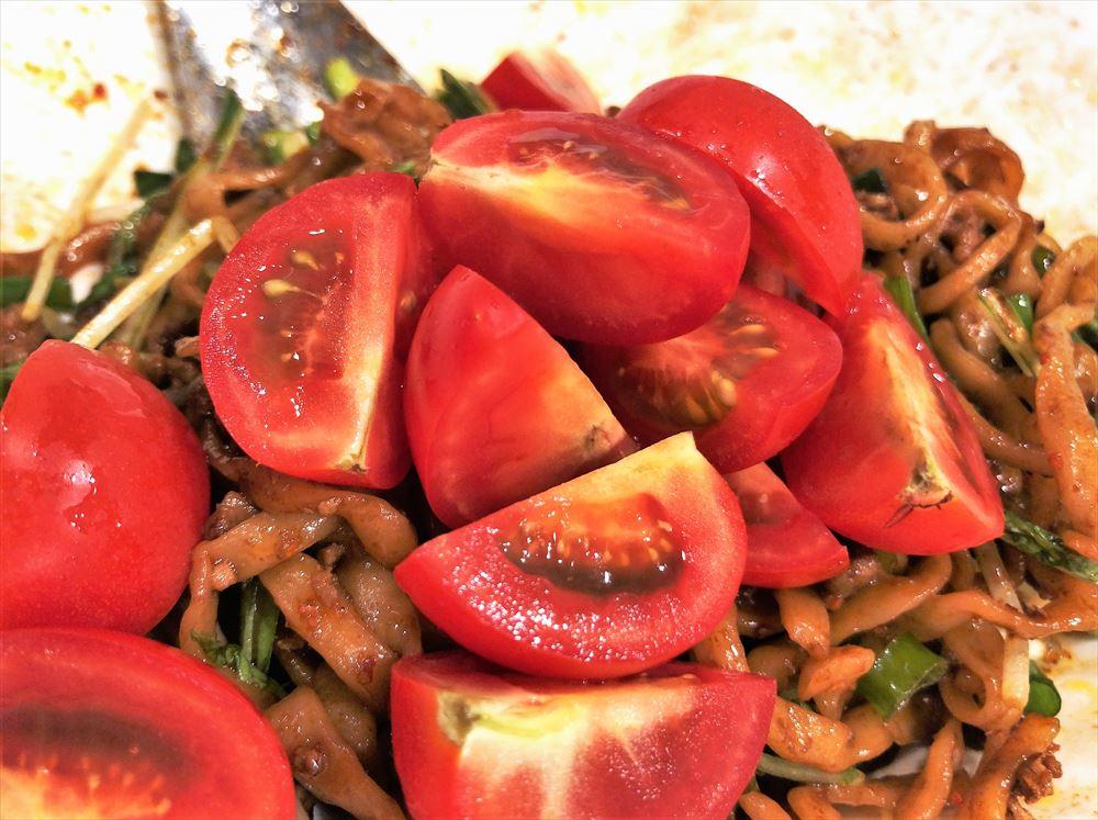 汁なし担々麺っぽい専門店 ラボラトリー「太陽のトマト」