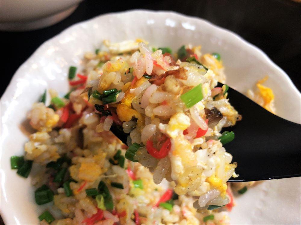 麺屋 KAZU-G「炒飯」