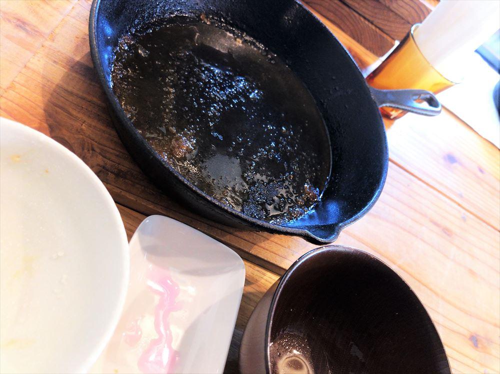 浜名屋食堂「トンテキ定食」を完食