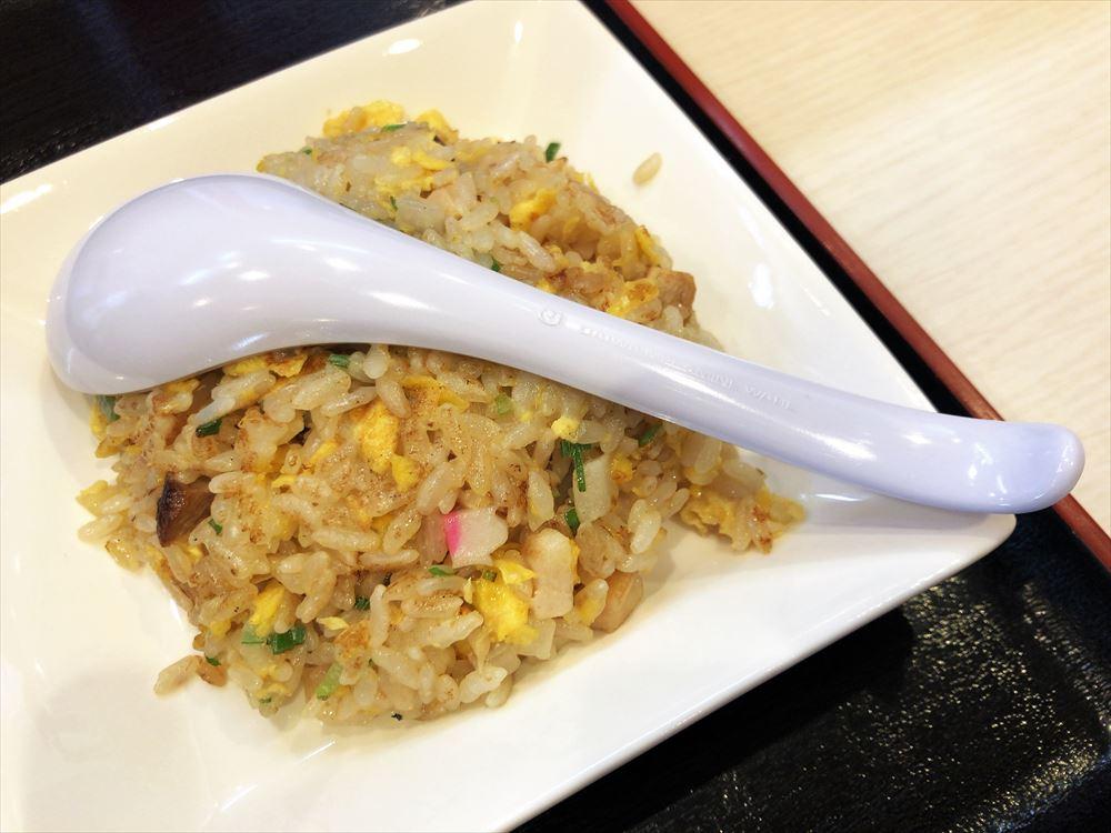 中華食堂 東留「半炒飯」