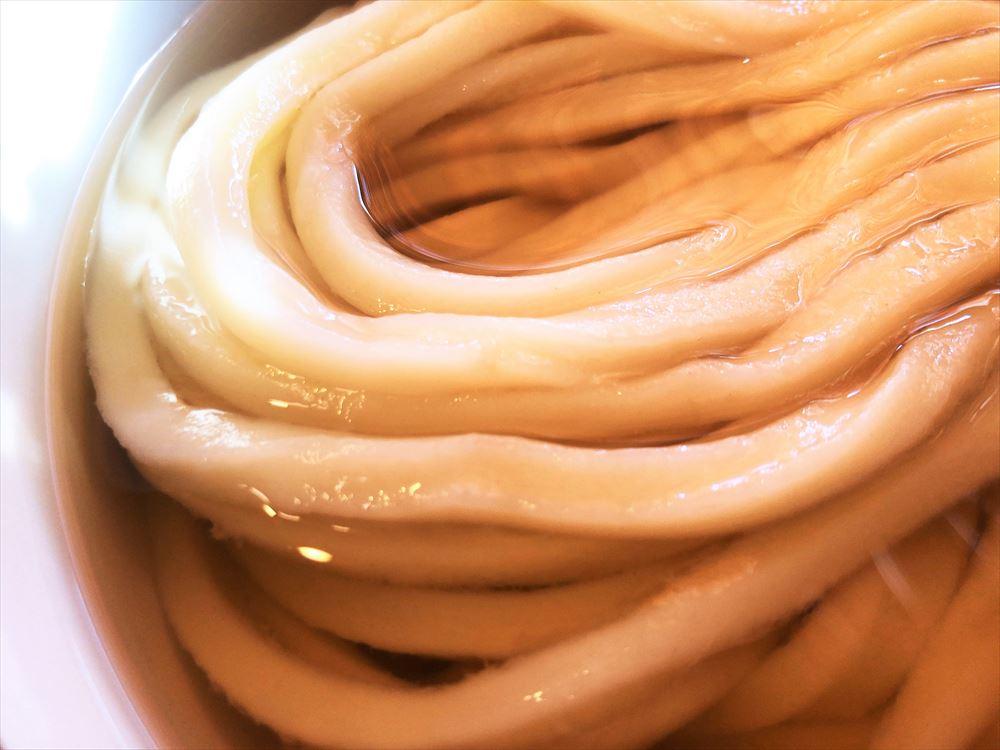 さぬきうどん 野の香「天ぷらとうどんのセット」