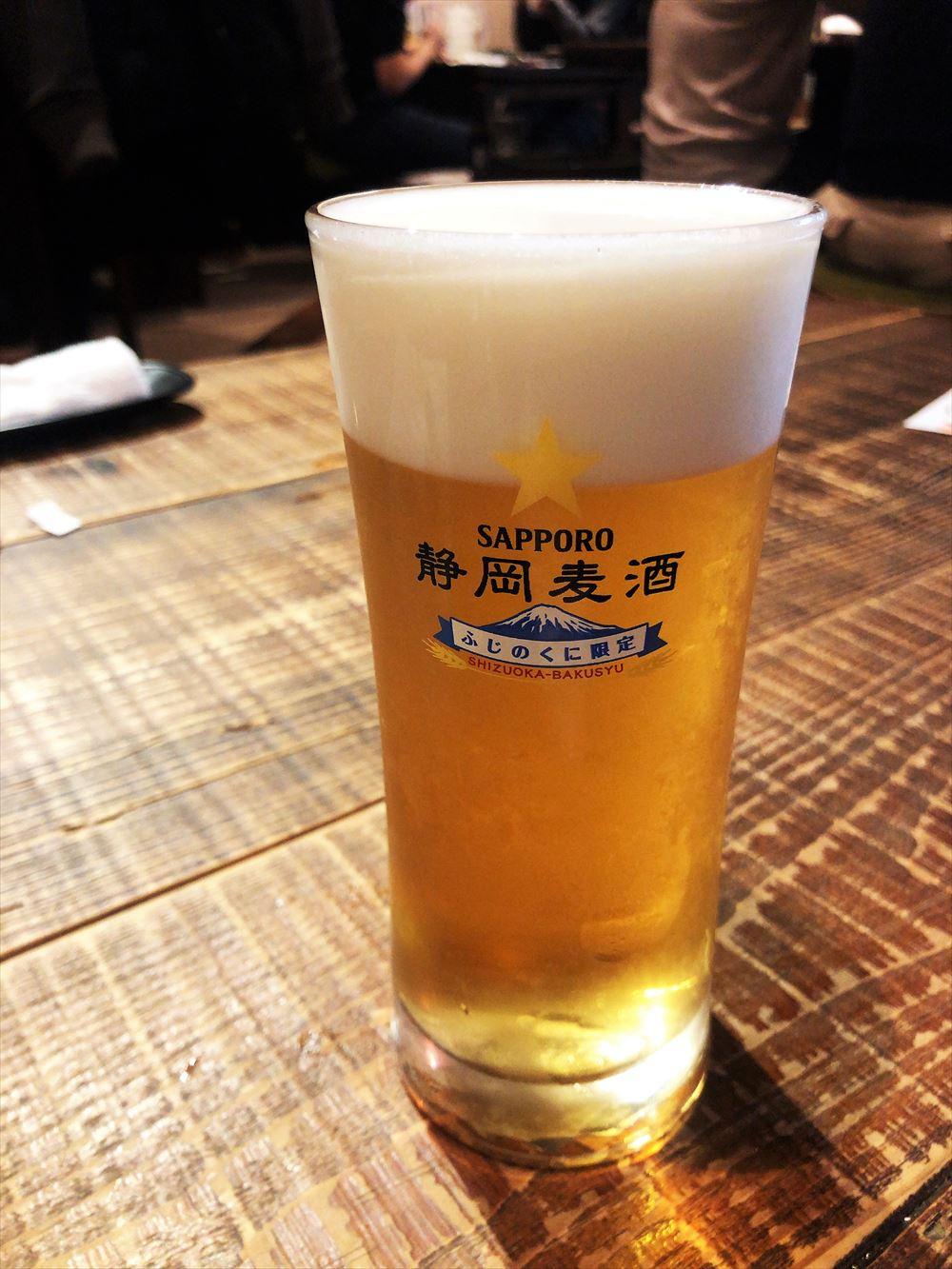 色彩膳 八っすんば「ビール」