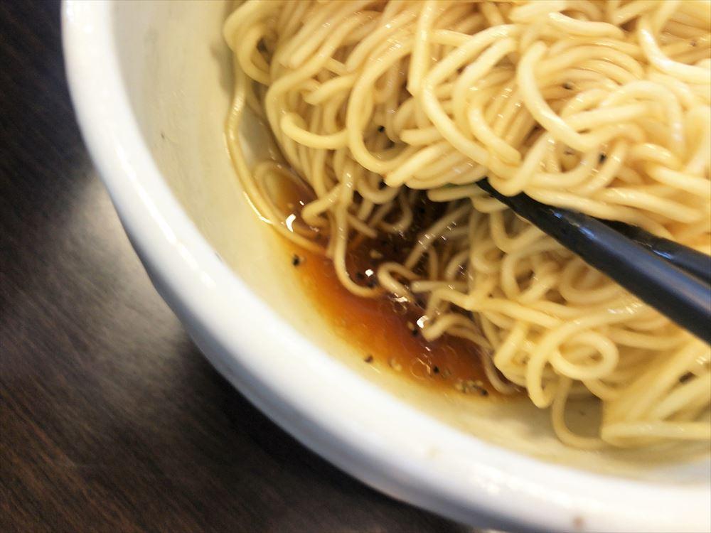 麺屋 AMORE「和え玉」