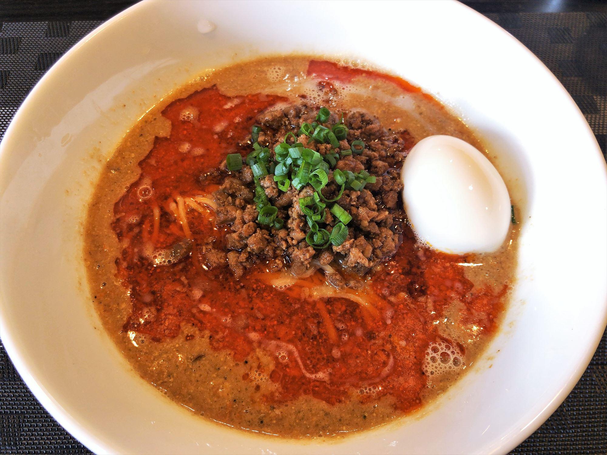 Soul Noodles THE R&R「担々ソバ」