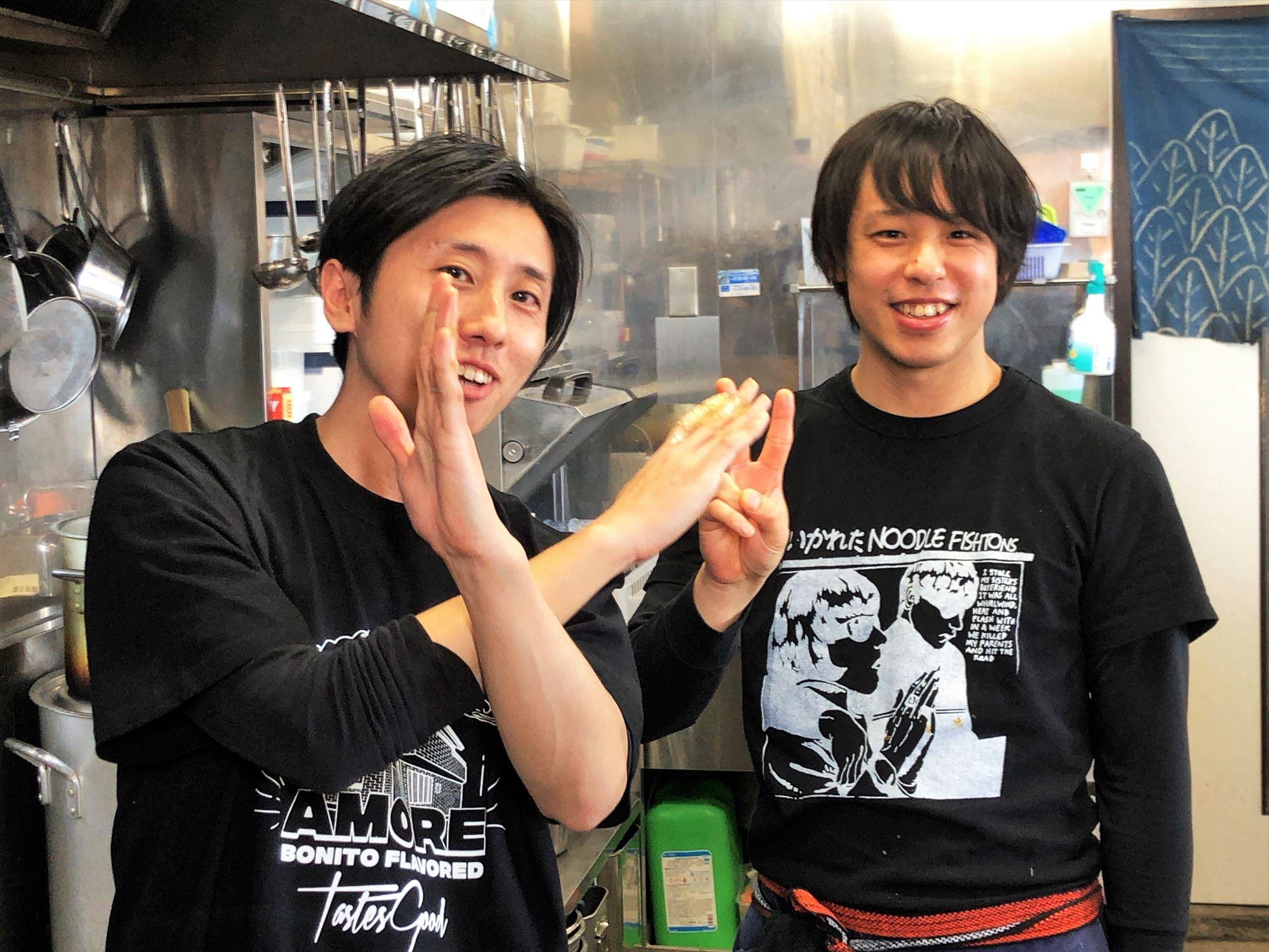 麺屋 AMORE×SPICE CURRY GHAL