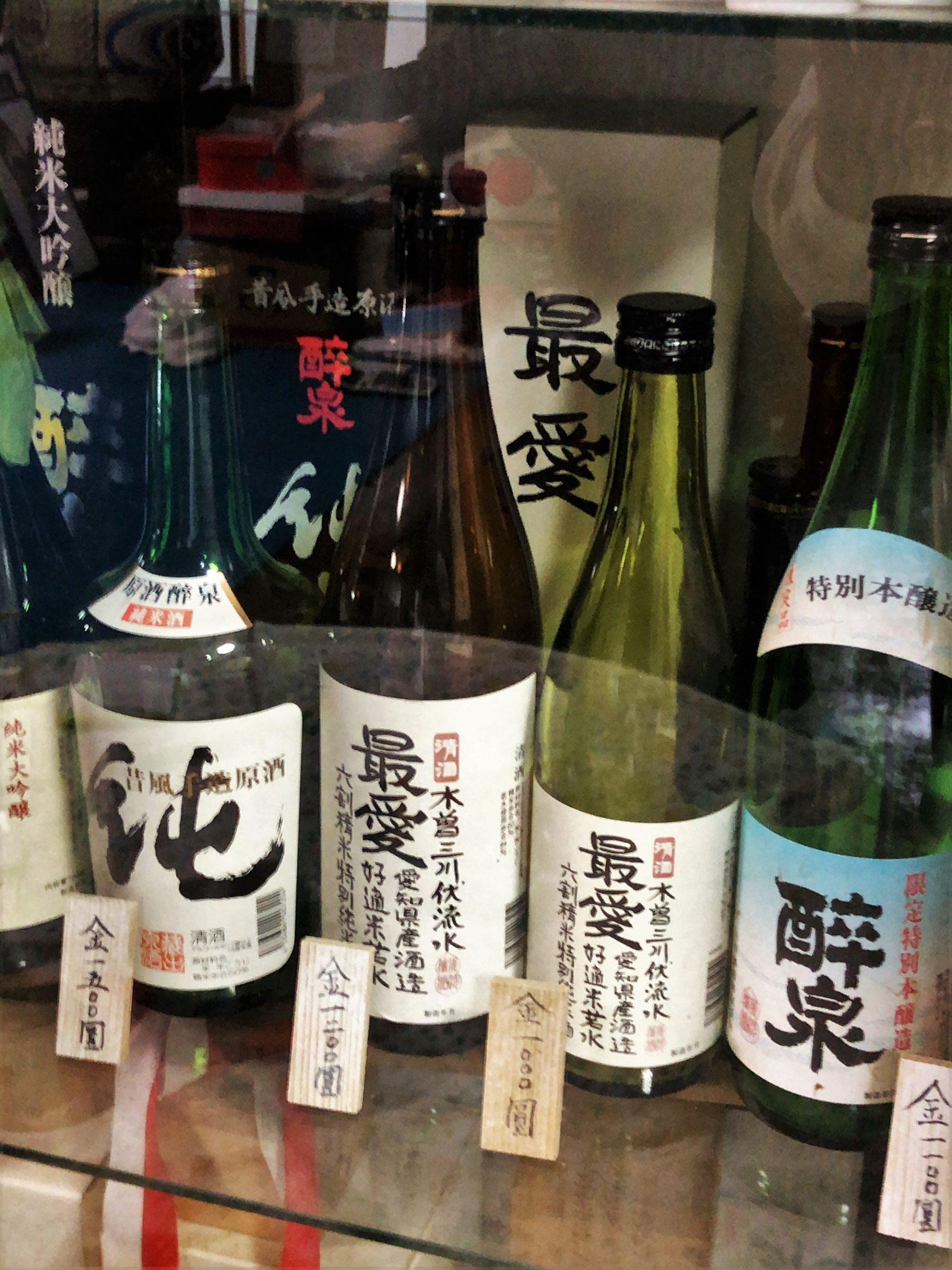山田酒造の内観9