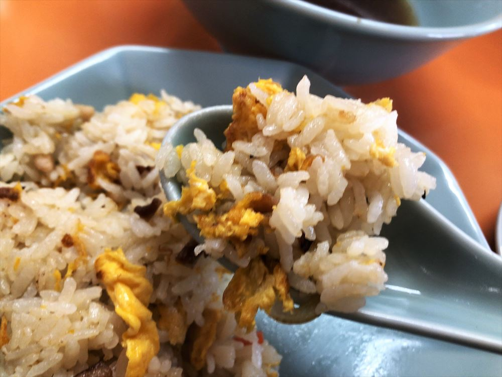 中華料理 万貫「チャーハン」