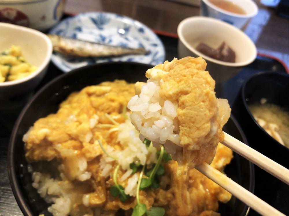 定食の店 五郎八「日替りランチ」2
