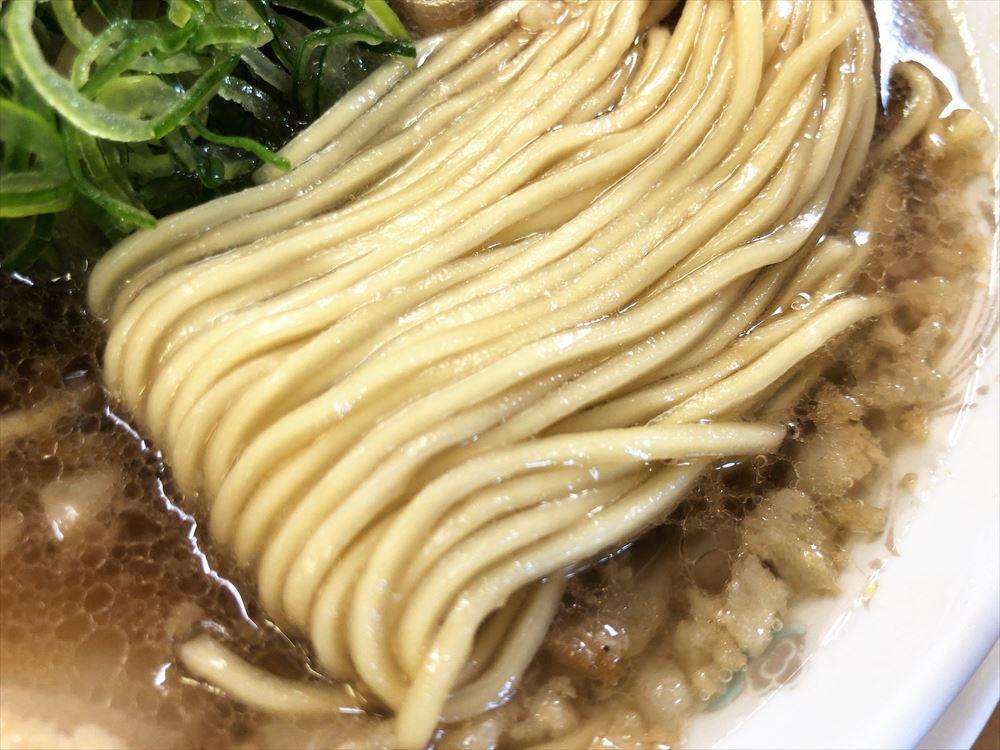 ラーメン 第二旭「こってり」麺
