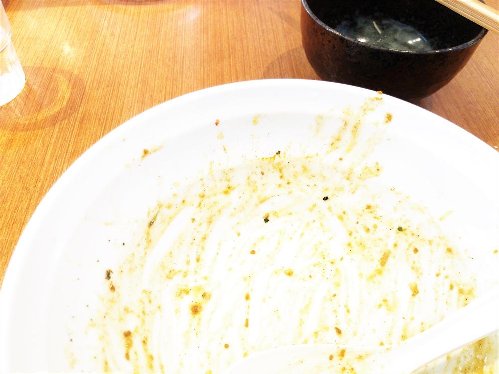 麺創房 LEO「Spice Keema Curryまぜそば」完食