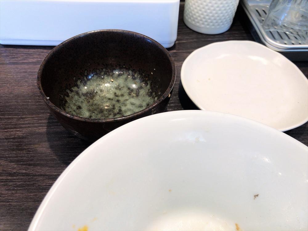 麺創房 LEO「もち小麦の冷香麺」完食
