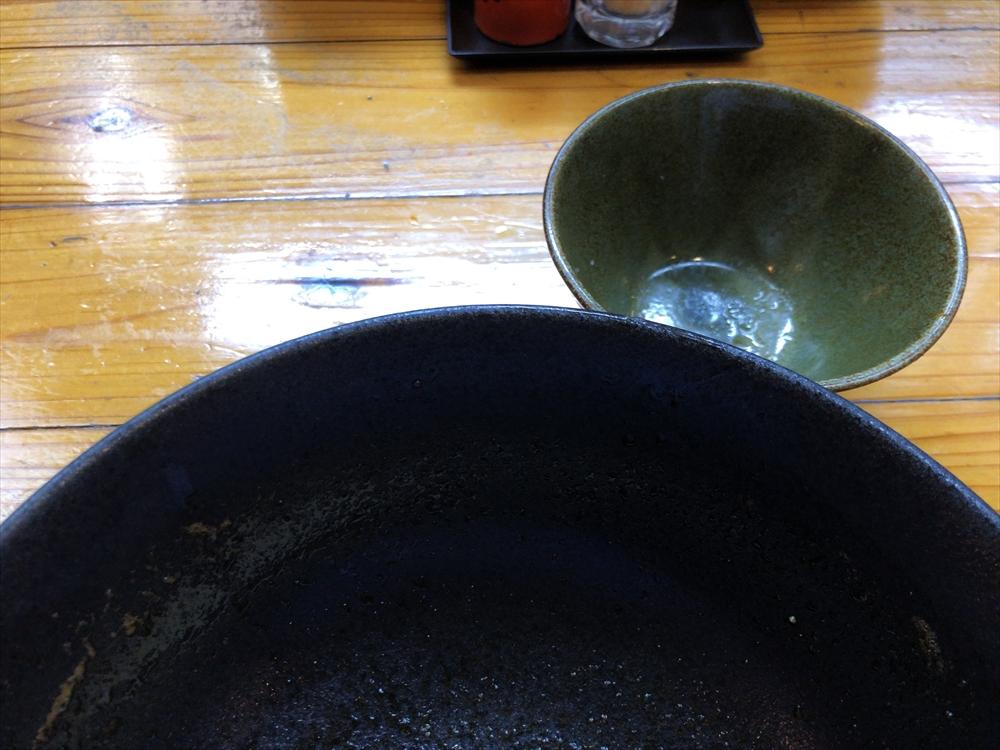 らーめん ヤマシロ「チリトマそば」完食