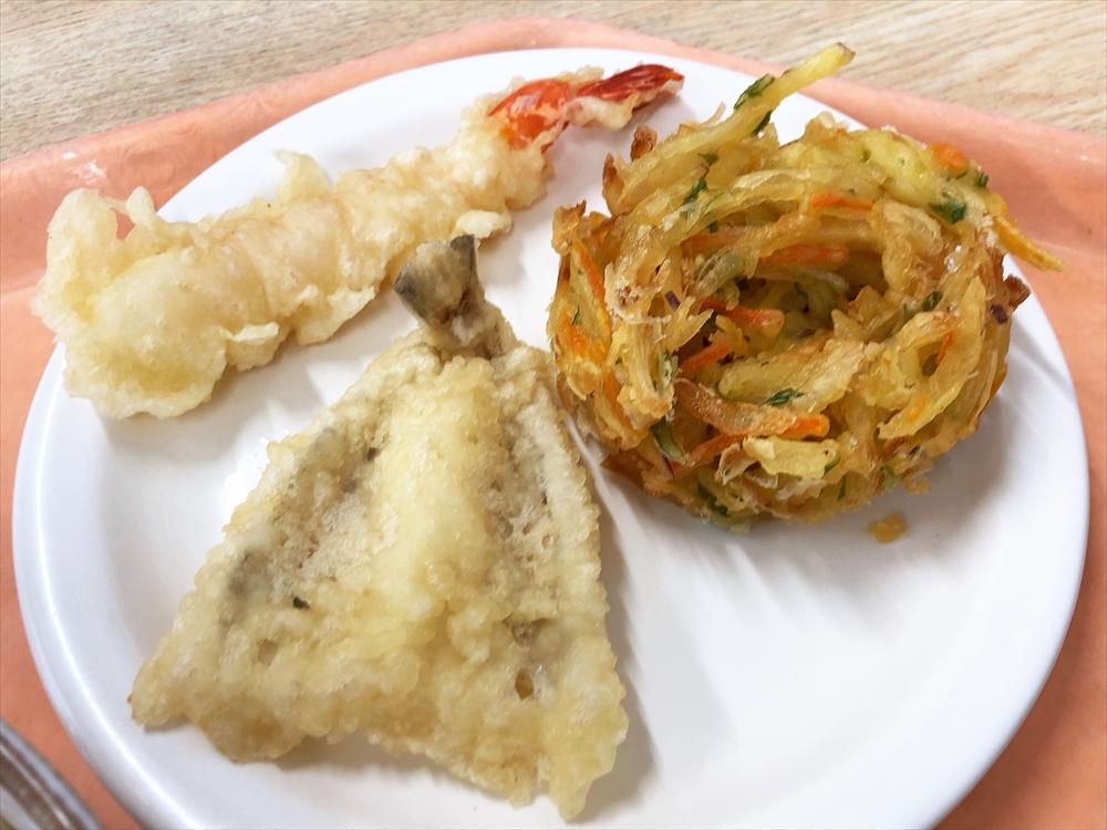 めん処 杢屋 浜松入野店「スラーメン」揚げ物