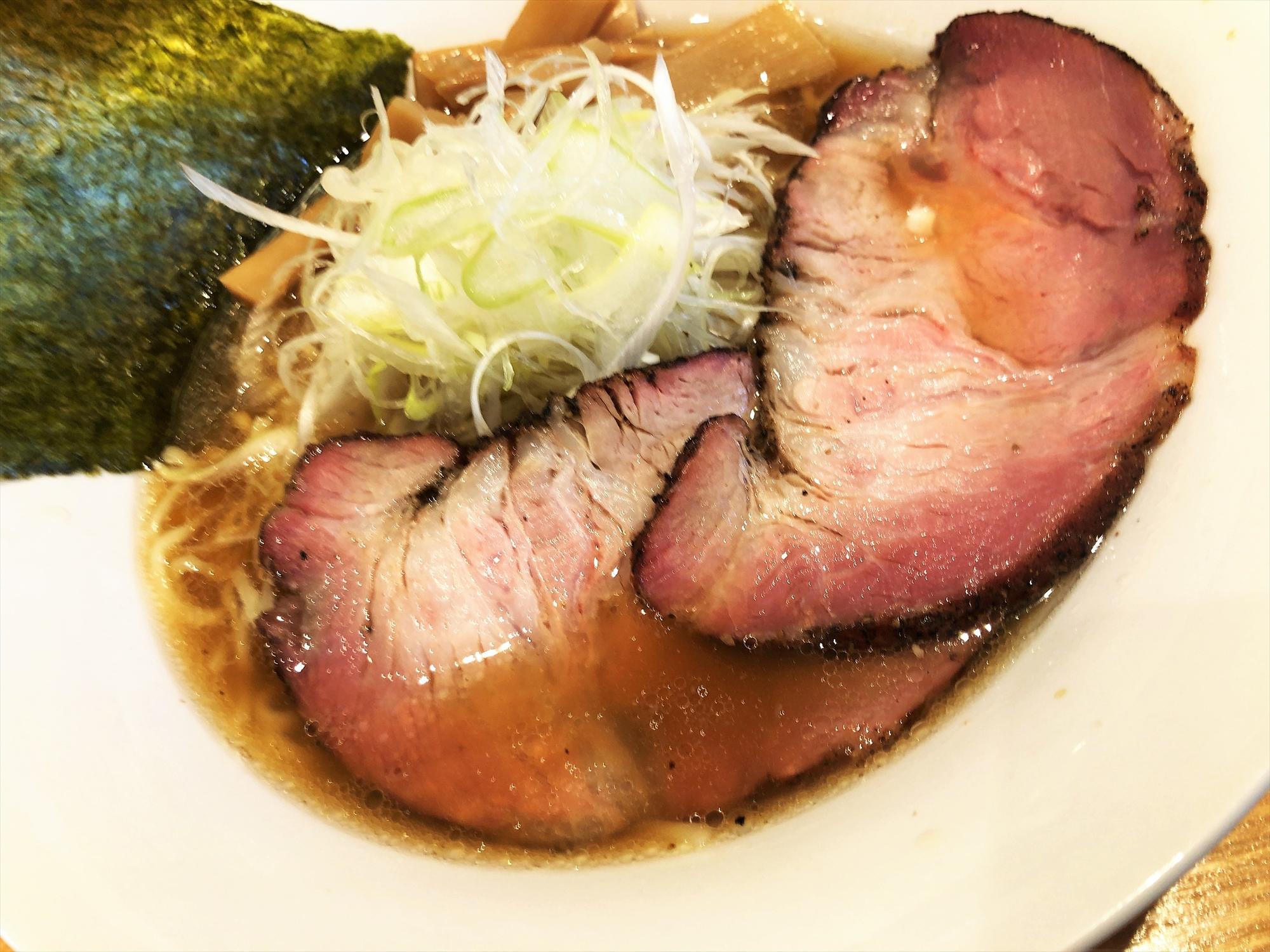 麺百式「百式ラーメン」