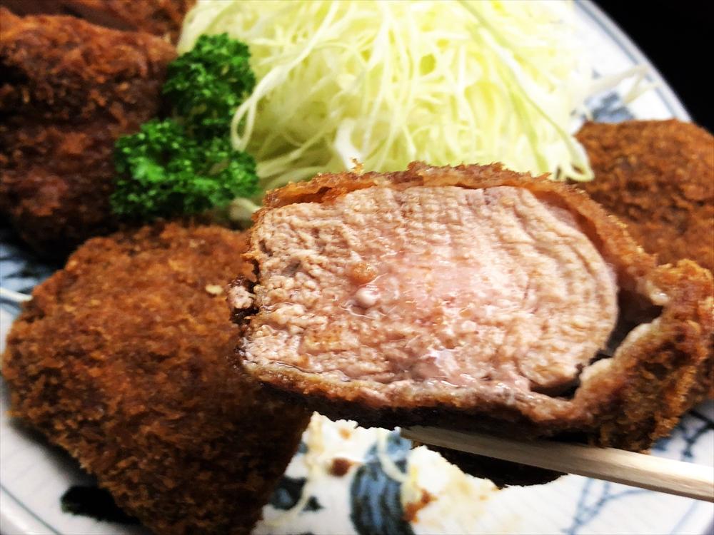 とんかつ 五郎十「ヒレカツ定食」