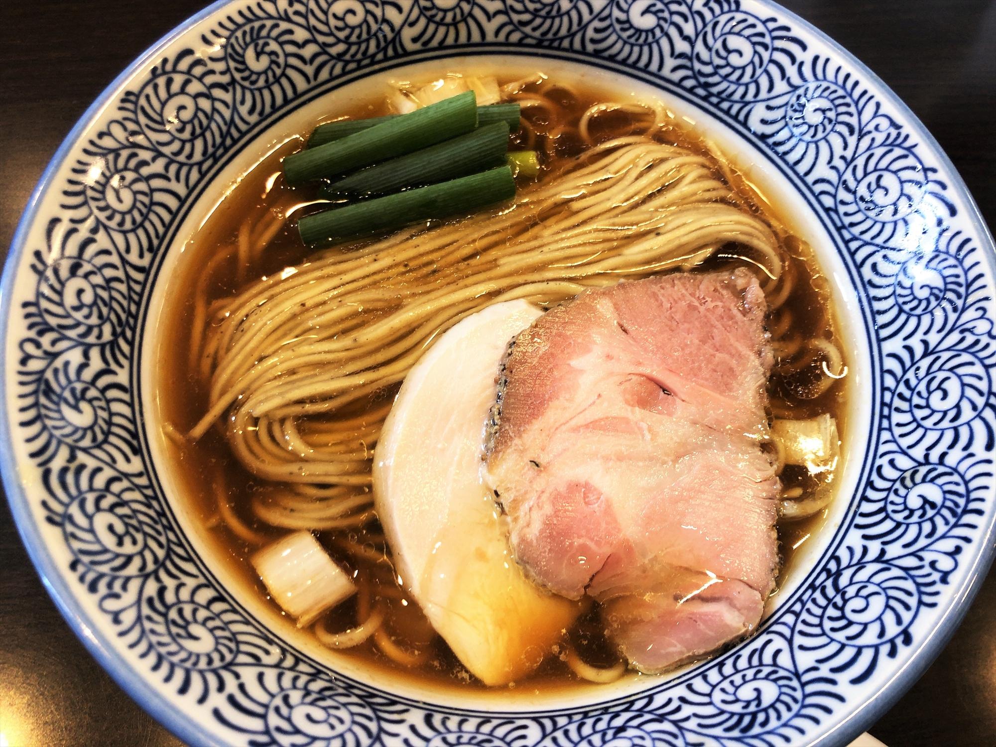 麺屋 AMORE「中華そば」