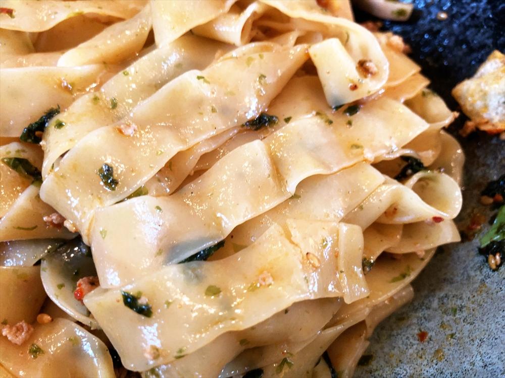 中華 まんがん「ビャンビャン麺」麺