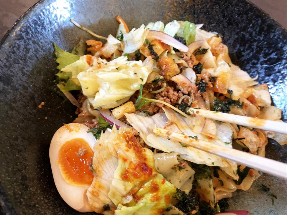 中華 まんがん「ビャンビャン麺」