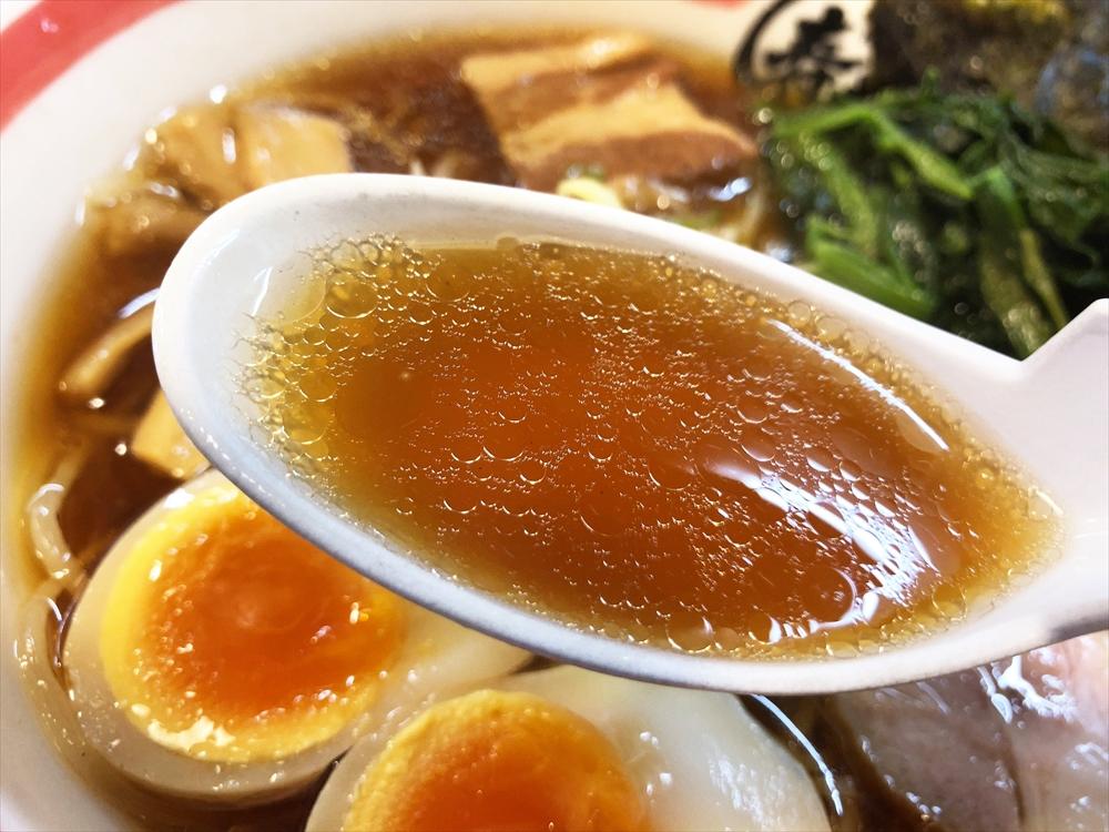 寿や「幸せいっぱいラーメン・醤油」