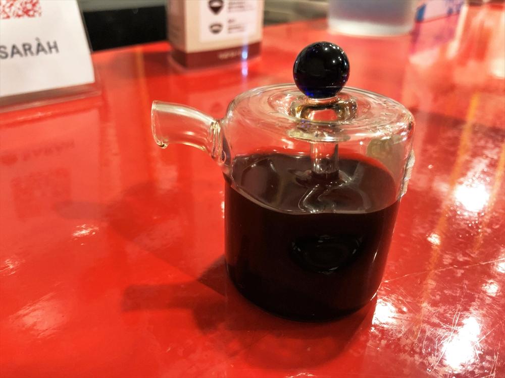 汁なし担々麺っぽい専門店 ラボラトリー「ラボタン(辛さ2、痺れ3)」味変