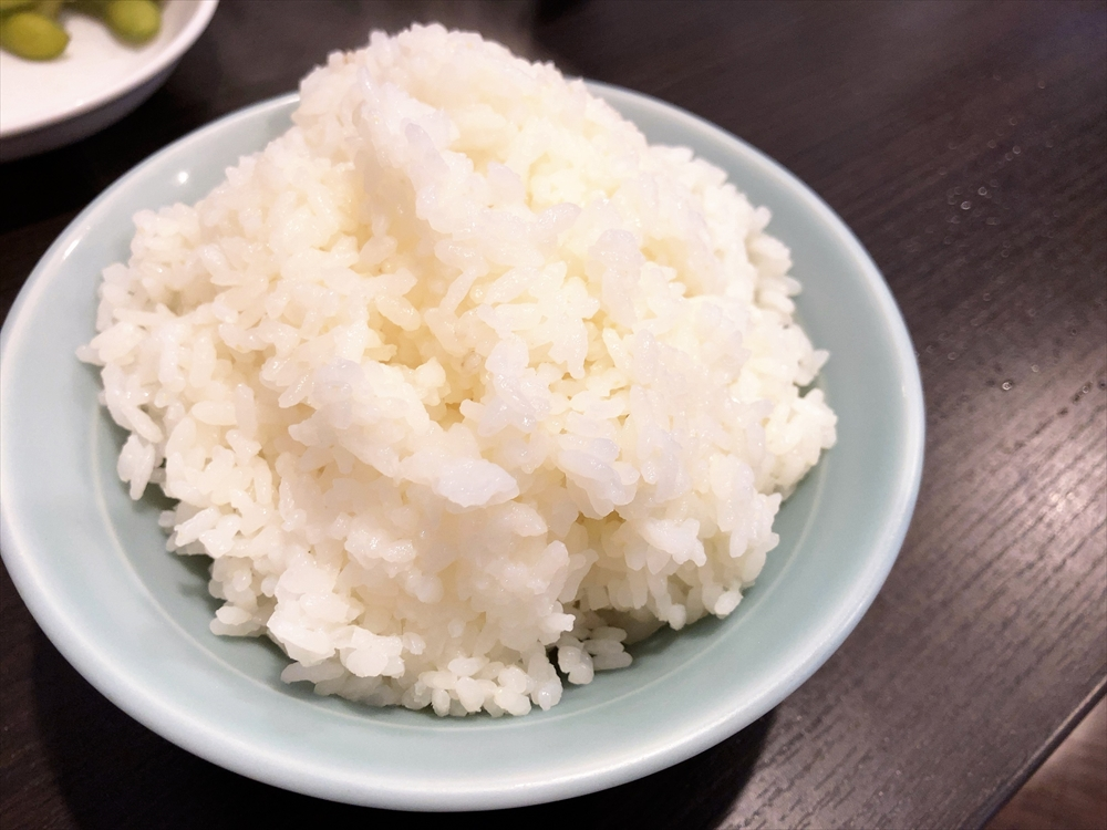 中華 若林「担々麺」ゴハン