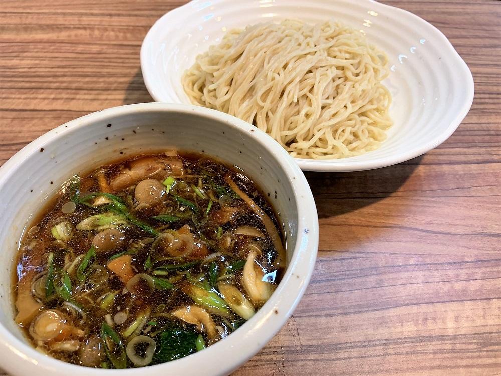 麺屋 真「新・醤油つけ麺」