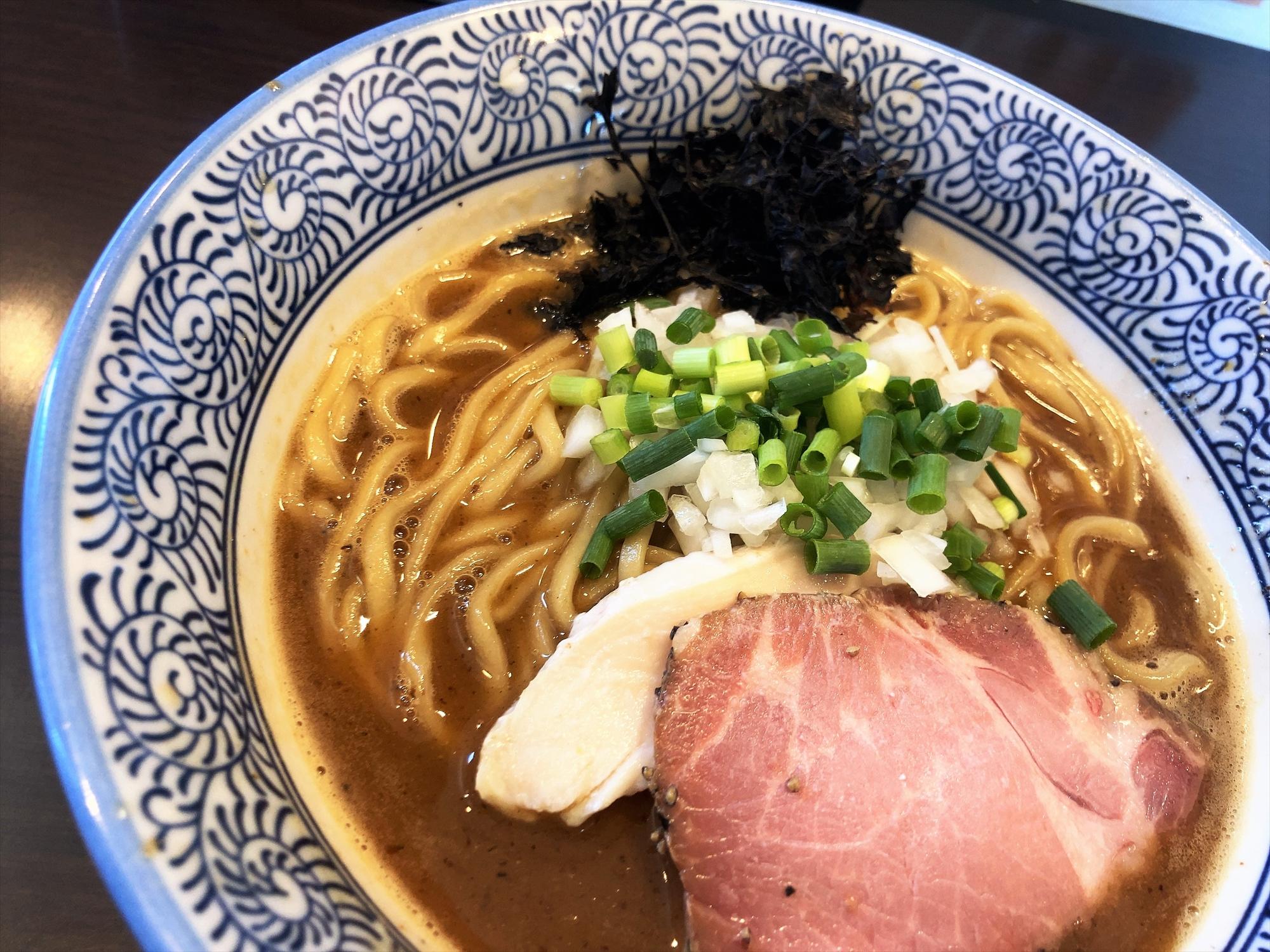 麺屋 AMORE「バリ鰹」