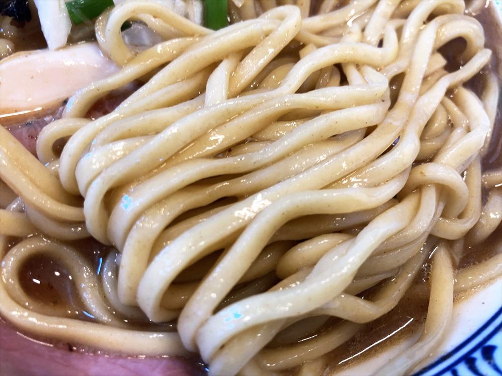 麺屋 AMORE「バリ鰹」麺