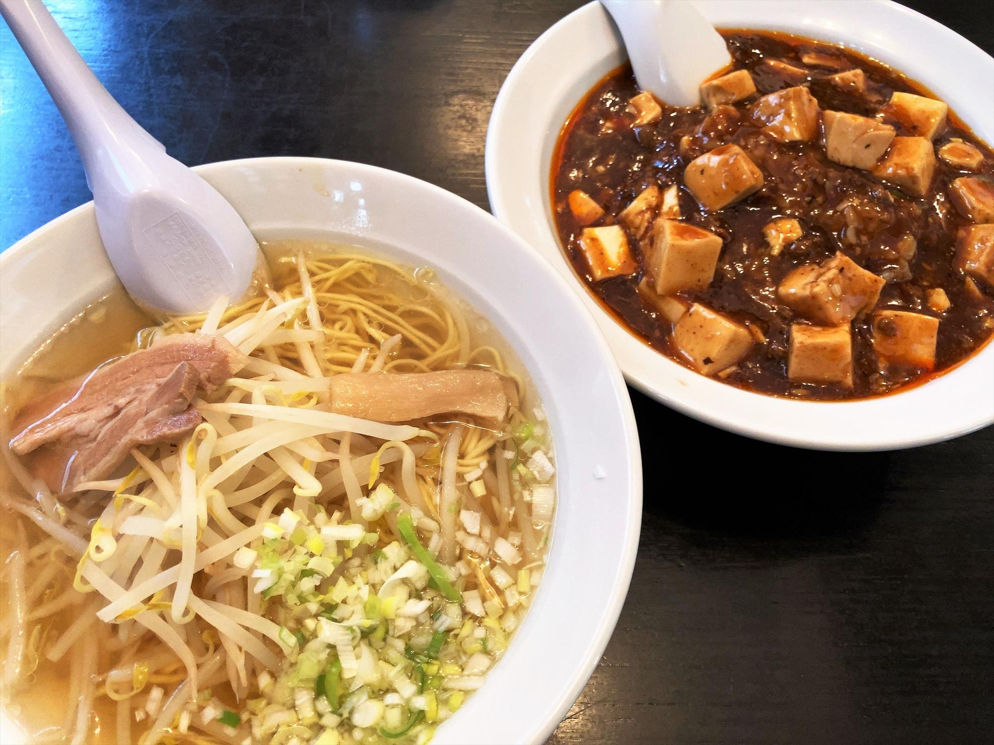 本場中国料理999小籠包「昼丼セット」