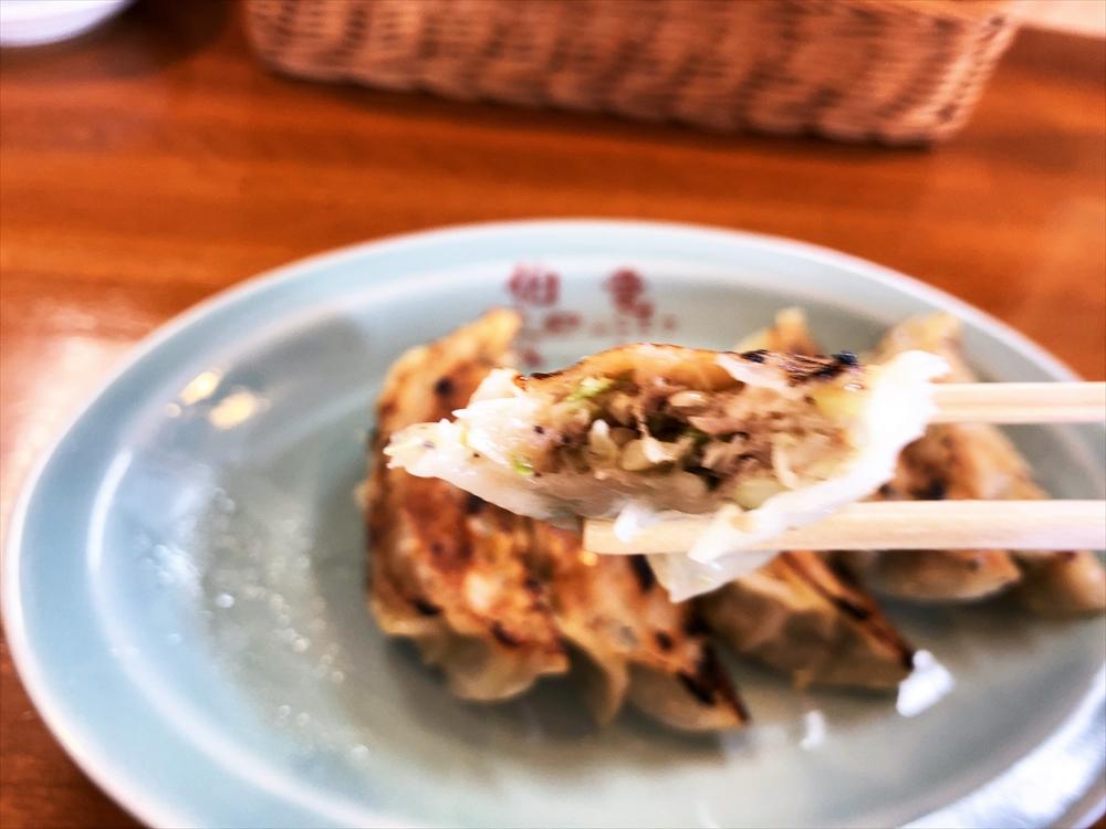 中華料理 伯竜「餃子」