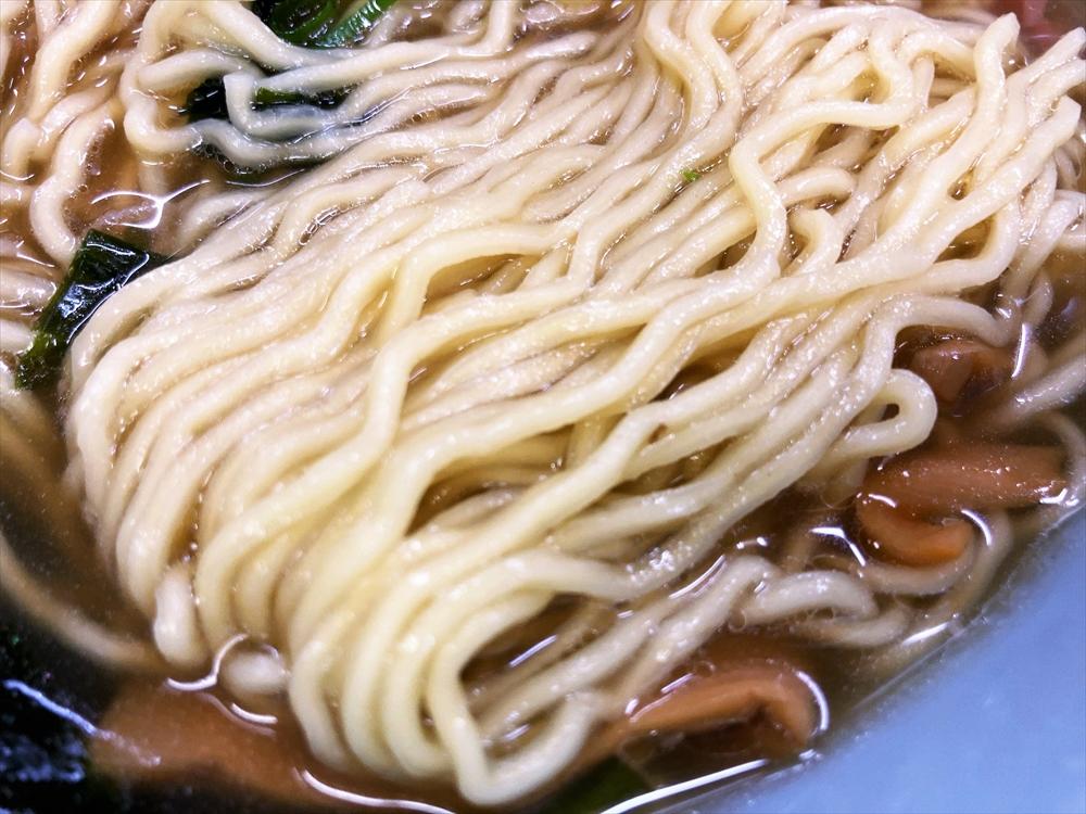 珍蘭「ラーメン」麺