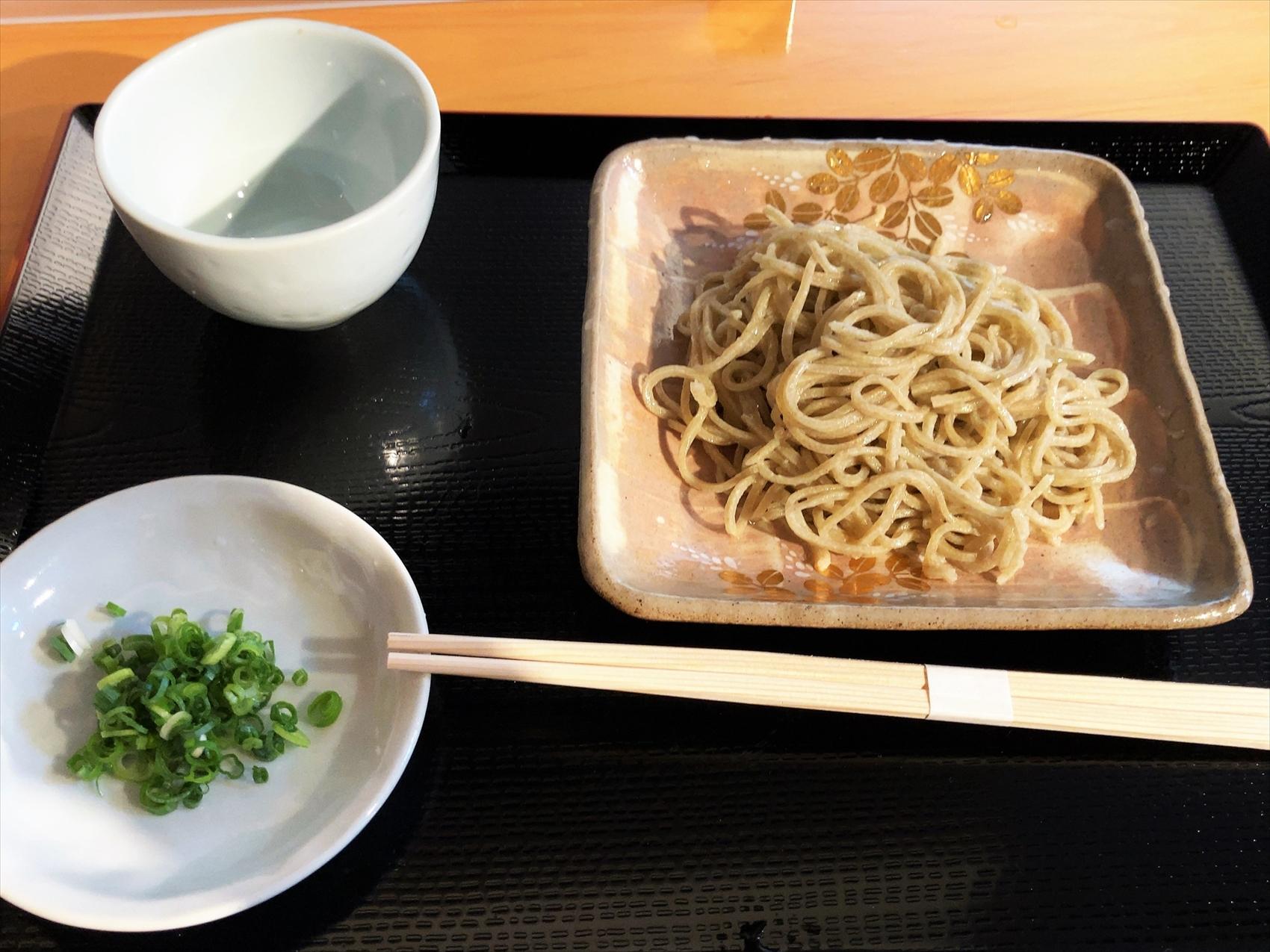 染地台 藪蕎麦「永平寺(30目)」