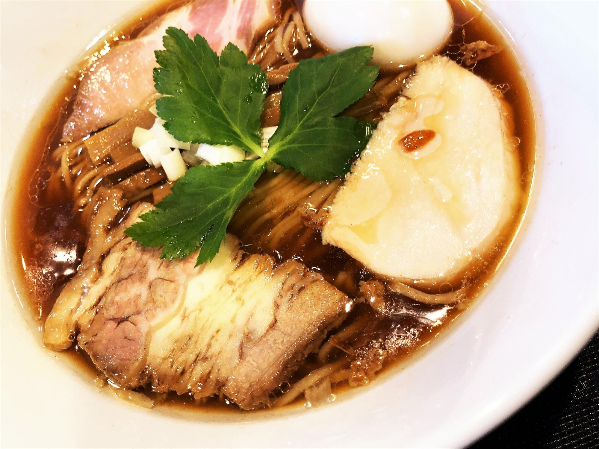 Soul Noodles THE R&R「醤油ソバ」