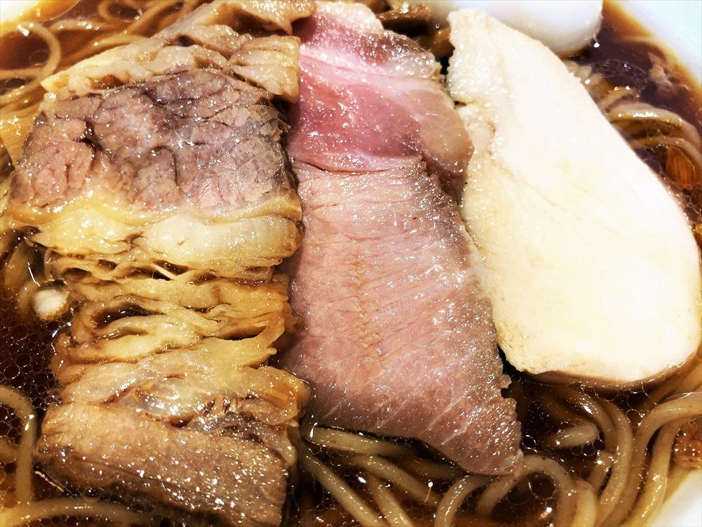 Soul Noodles THE R&R「醤油ソバ」チャーシュー