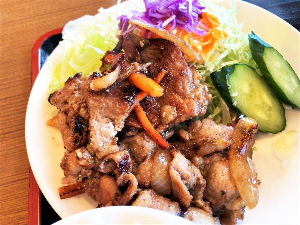 中華料理 明華園「焼肉」