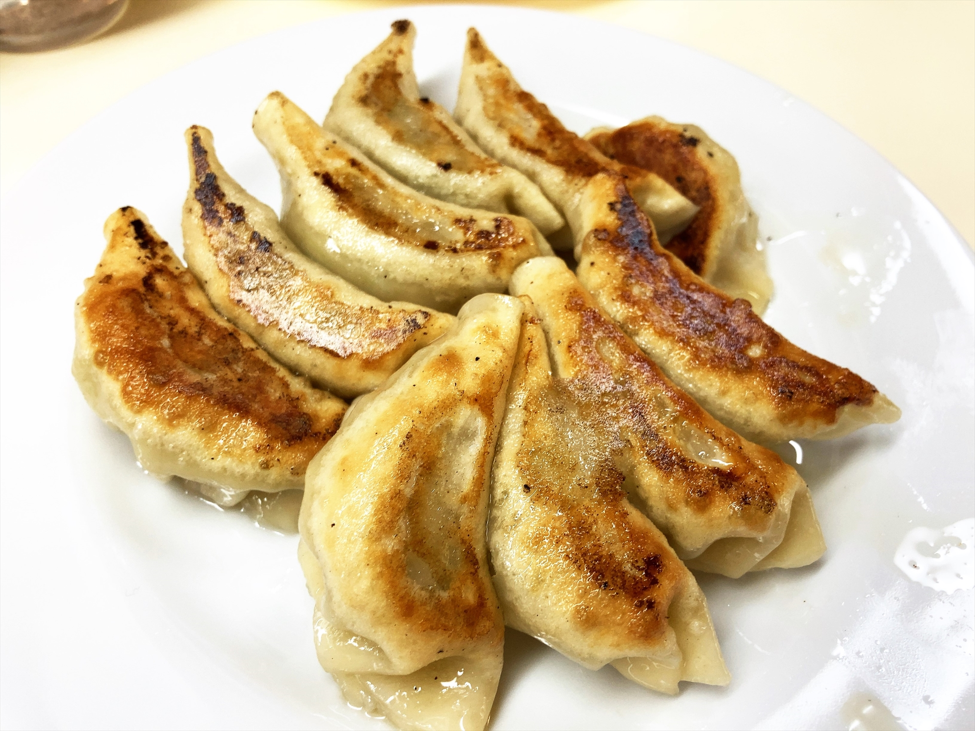 揚子菜館「餃子」