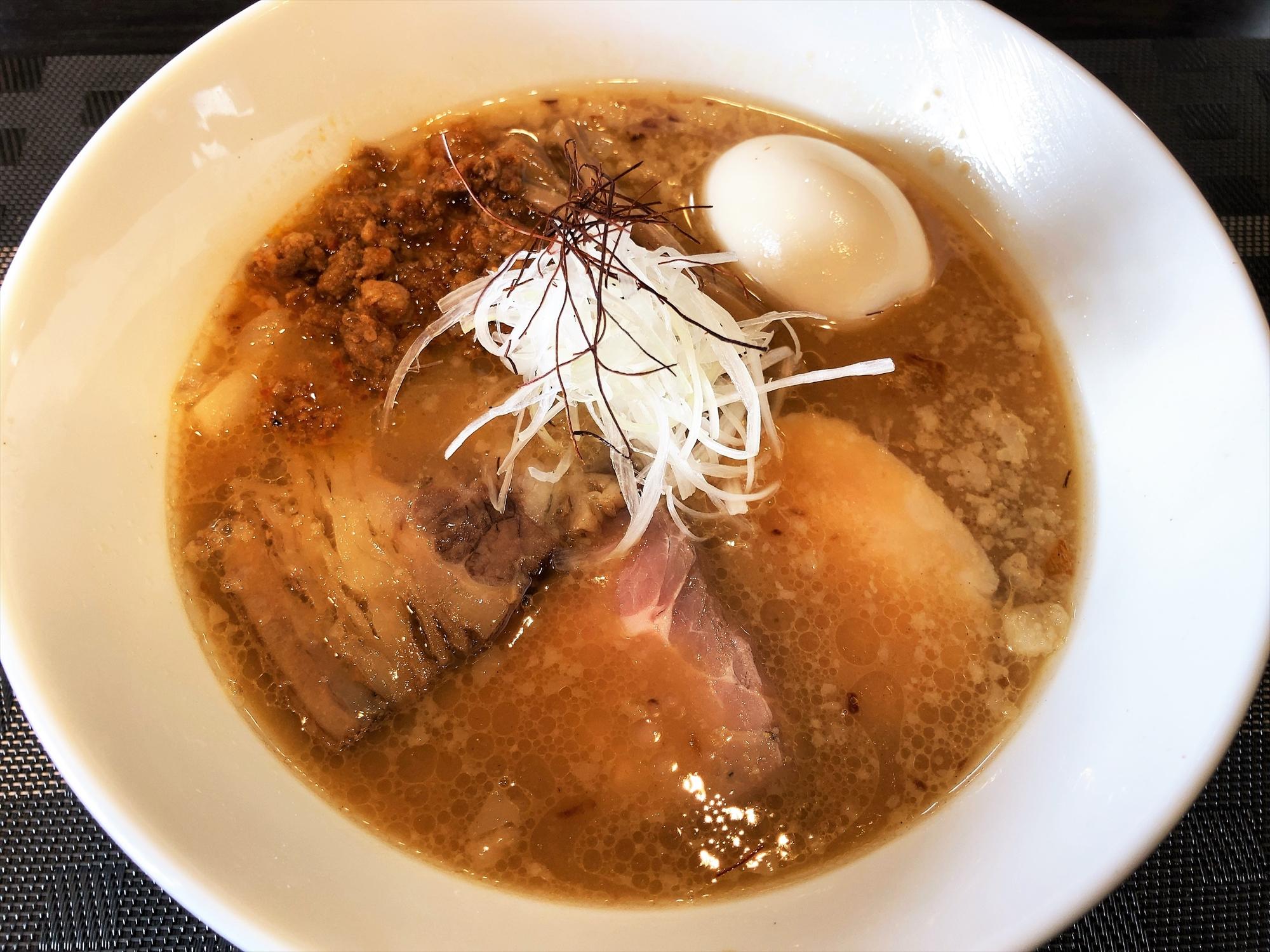 Soul Noodles THE R&R「ミソソバ」