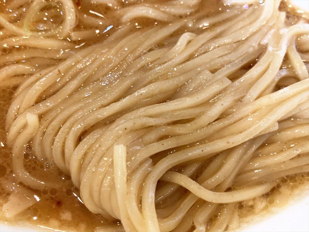 Soul Noodles THE R&R「ミソソバ」麺