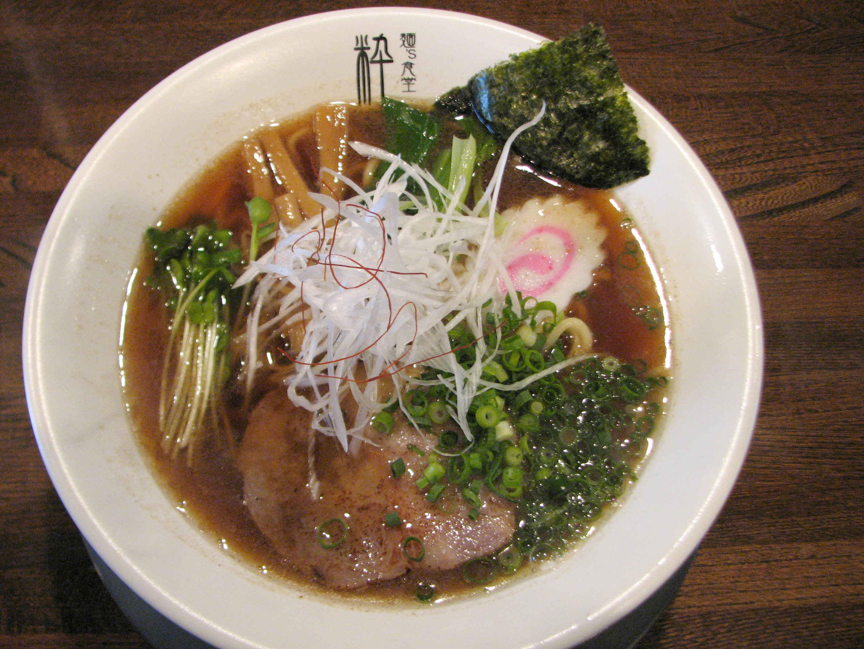 麺's食堂 粋蓮【さばらぁ~麺】 @焼津市