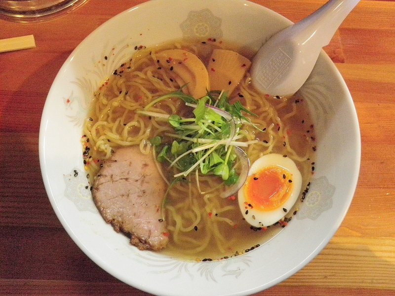 麺屋 空(くう)【辛味らぁめん】 @愛知県豊橋市