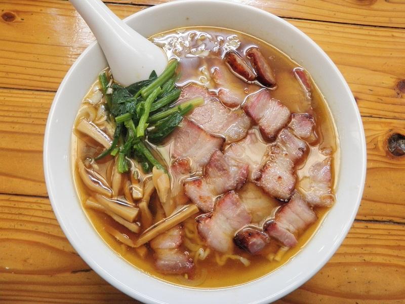 らーめん ヤマシロ【叉焼麺・醤油】 @磐田市