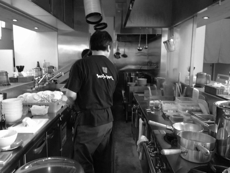 めん奏心【煮干そば・味噌(カレー味)】【(仮)冷極煮干そば】 @島田市