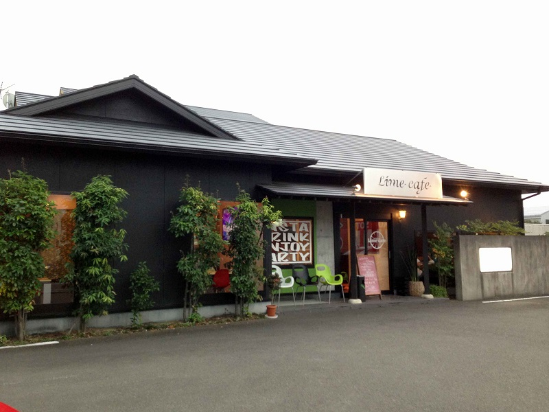 ライムカフェ【エスニック冷し担々麺】 @焼津市