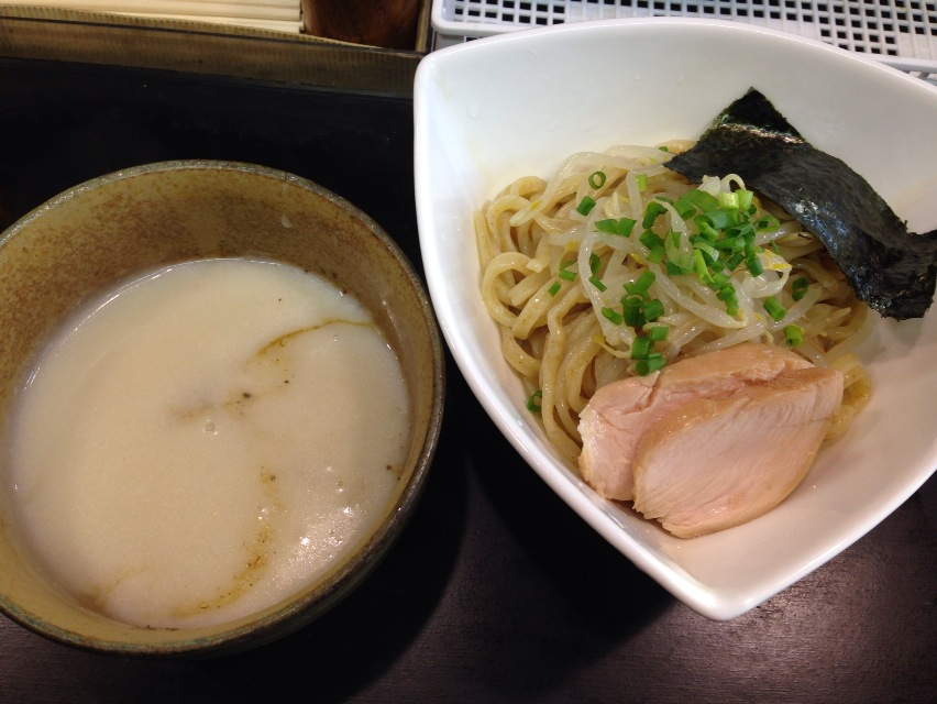 つけ麺専門店  きじ亭【濃厚つけ麺】  @静岡市