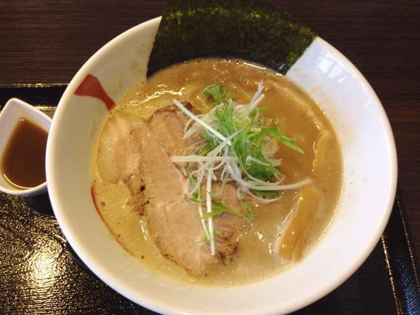 麺喰い  kakeru【どろ骨魚介のラーメン】  @浜松市中区幸