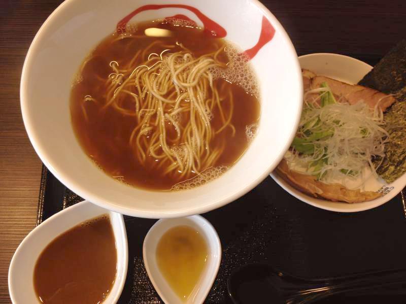 麺喰い  kakeru【4種の煮干し中華】 @浜松市中区幸