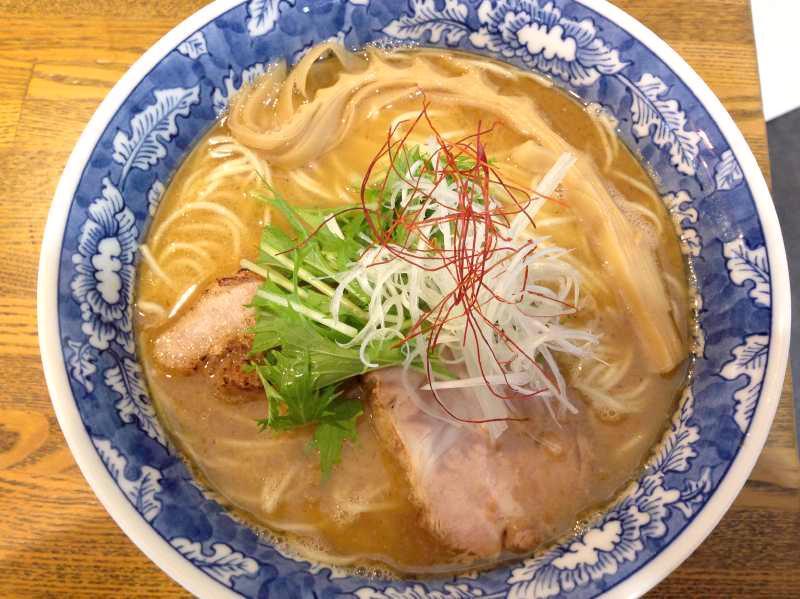 麺屋  さすけ【中華そば(大盛り)】 @掛川市
