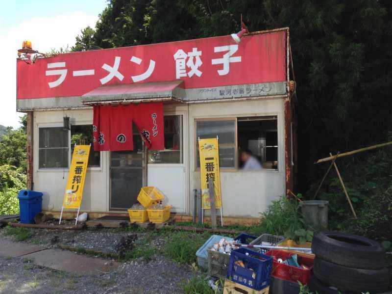 梅の家【醤油ラーメン】 @島田市