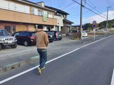 麺屋  菜花奈(なばな)【燻製生姜醤油拉麺】  @菊川市